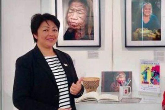 Pameran karya perempuan fotografer Indonesia di Paris