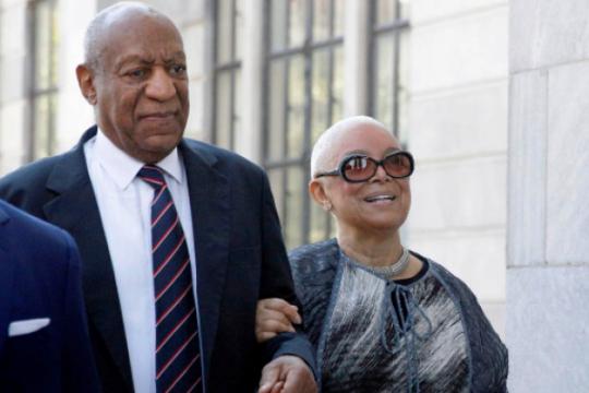 Istri Cosby sebut dakwaan terhadap suaminya 'hukum rimba'