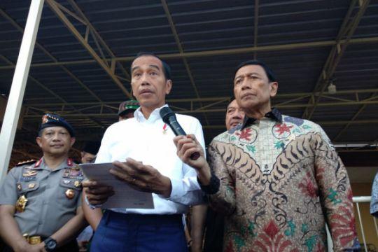 Jokowi: Teror bom gereja Surabaya sungguh tindakan biadab