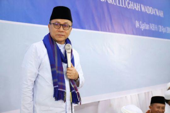Zulkifli Hasan: lawan teroris dengan saling menguatkan