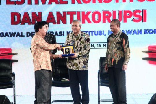 MPR, KPK dan MK gelar Festival Konstitusi dan Anti Korupsi 2018 di USU Medan