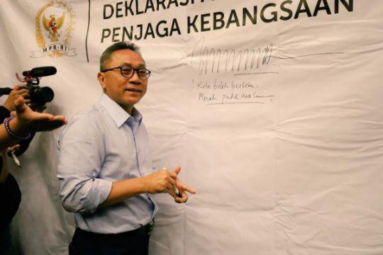 Zulkifli Hasan: Hari Kebangkitan Nasional kuatkan persatuan