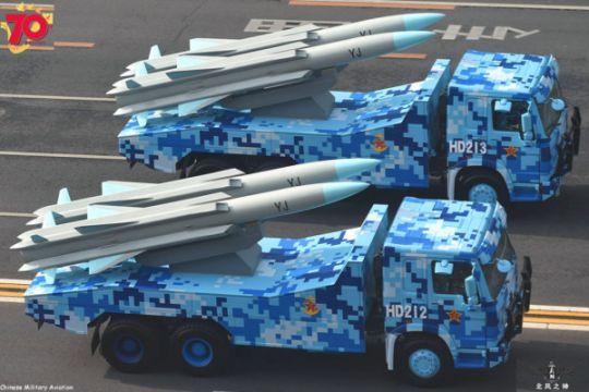 Cina bisa proyeksikan militernya ribuan mil jauh ke selatan
