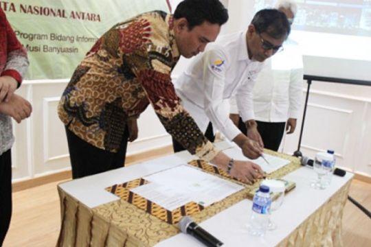Musi Banyuasin gandeng ANTARA sebarkan potensi daerah