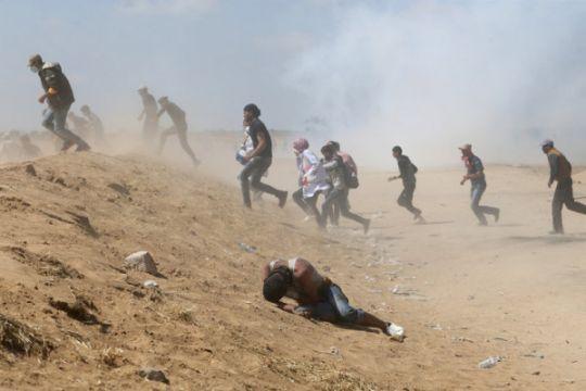 Medis: tembakan tentara Israel tewaskan remaja Palestina di Jalur Gaza