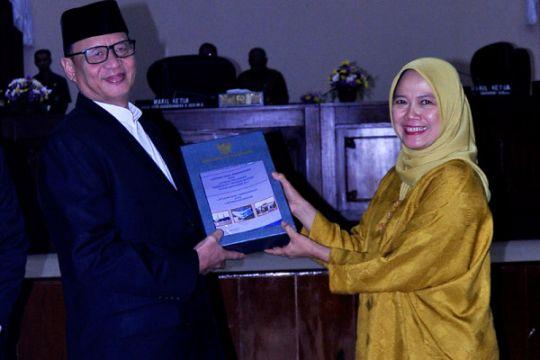 Banten raih opini WTP