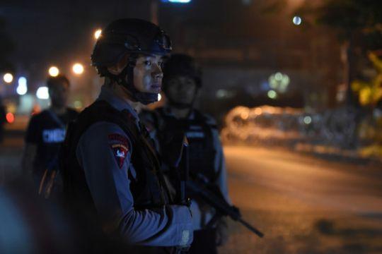 Polisi perketat penjagaan Mako Brimob Depok usai kerusuhan