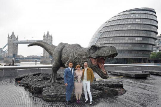 "Film pendek ""Battle at Big Rock"" jadi petunjuk sekuel ""Jurassic World"""