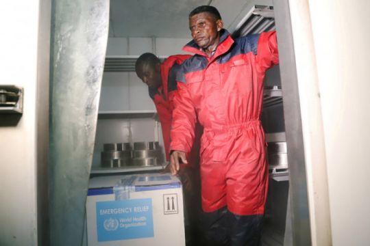 WHO: Wabah ebola di Kongo belum reda