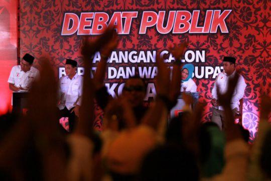 Debat publik Pilkada Kolaka