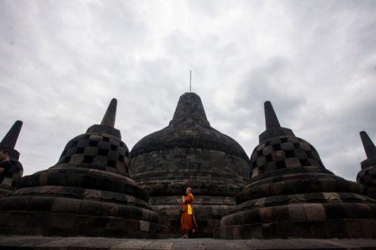 Puncak perayaan Waisak diharapkan dongkrak wisata Borobodur