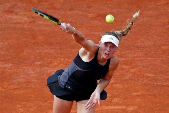 Wozniacki berpeluang tantang Sharapova di putaran tiga Australia Terbuka