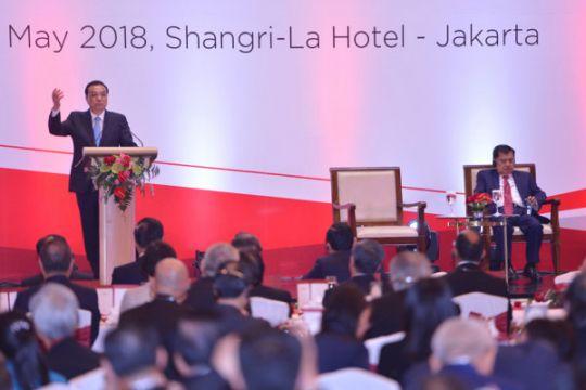 Foto kemarin: Indonesia-China Business Summit