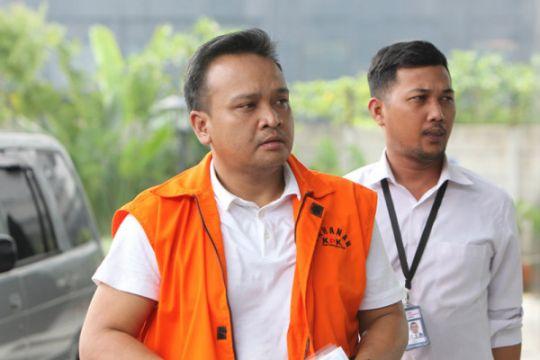 Pemeriksaan Irvanto Hendra Pambudi