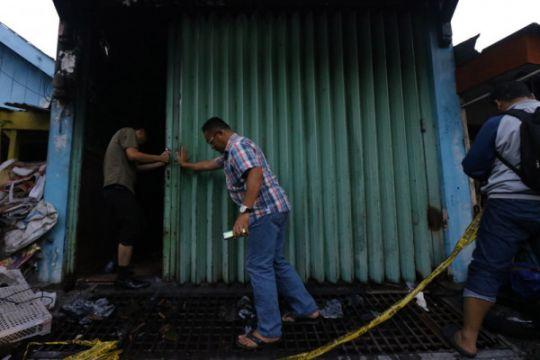 Kabakaran maut yang tewaskan 8 orang di Surabaya diduga bersumber dari dapur