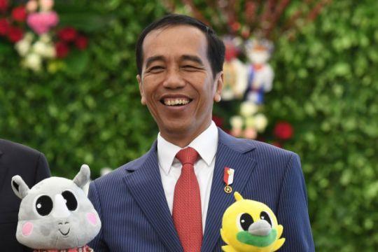 Jokowi dengar keluhan supir truk soal pungli