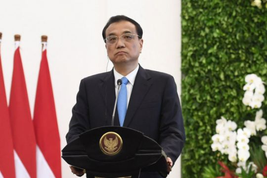 PM China-pengusaha nasional bahas kerja sama ekonomi