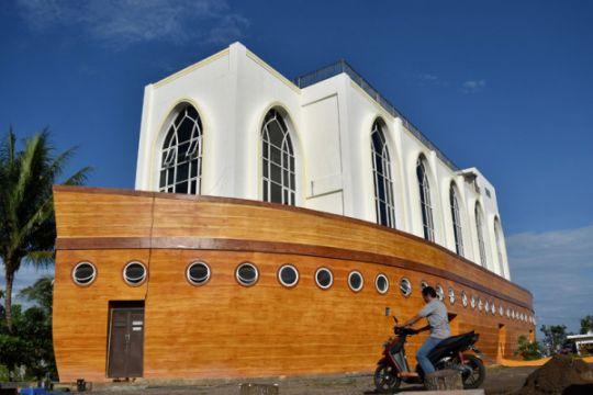 ASN Pemkot Bekasi danai renovasi masjid kantor