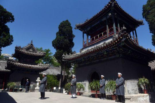 China tahan sejuta warga Uighur di fasilitas rahasia