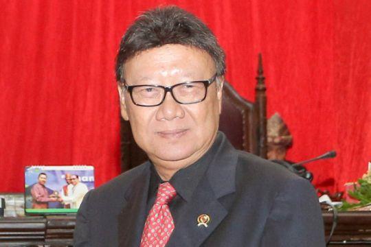 Mendagri: kepala daerah ikut kampanye Pilpres wajib cuti