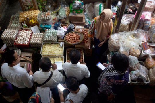 Sambut Ramadhan, Polrestabes Medan pantau harga pangan