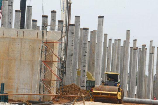 Pembangunan Tol Cinere - Cengkareng