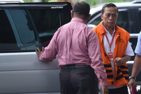 KPK panggil tiga tersangka suap RAPBN-P 2018