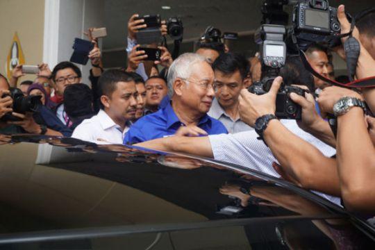 Istana bantah mantan PM Malaysia bertemu Presiden