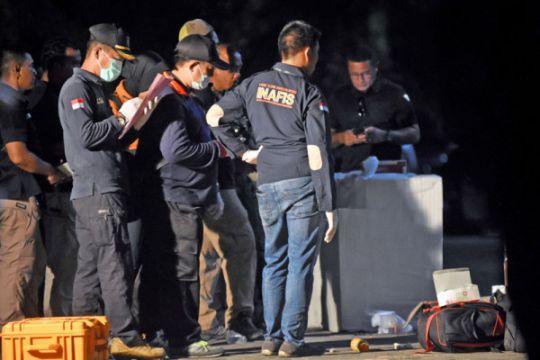 Penggerebekan rumah terduga teroris bom Surabaya