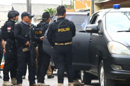Lagi, terduga teroris ditangkap polisi