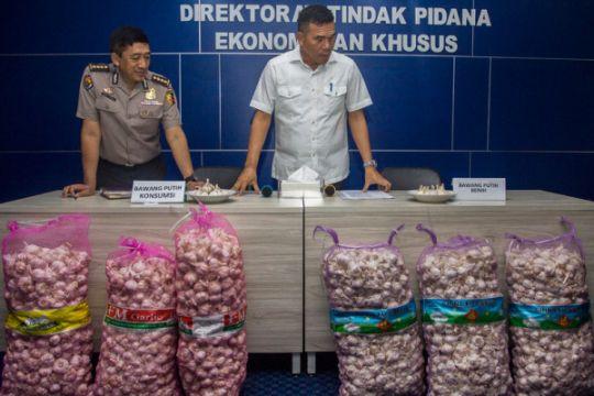 Penyalahgunaan impor bawang putih
