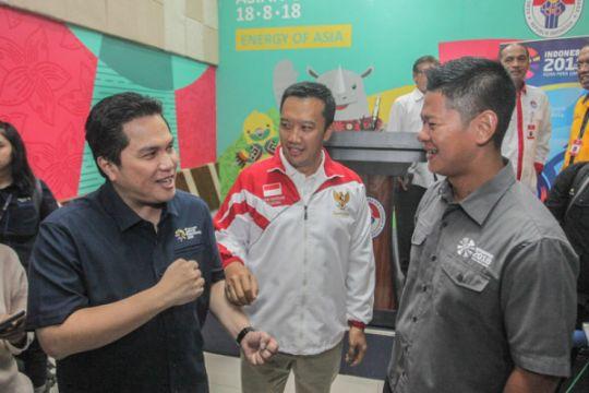 Pengamanan Asian Games-Paragames akan berstandar internasional