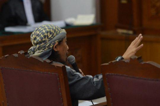 Aman Abdurrahman sebut pelaku bom Surabaya sakit jiwa