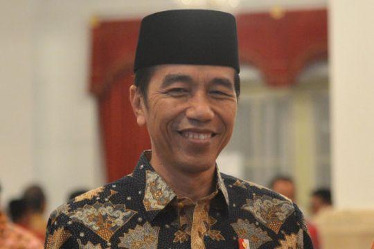 Presiden Jokowi sampaikan selamat merayakan Galungan kepada umat Hindu
