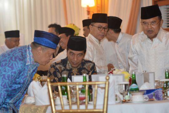 Ketua DPR buka puasa bersama Presiden-Wapres