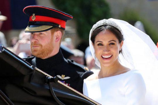 Meghan Markle bantu Pangeran Harry berhenti merokok