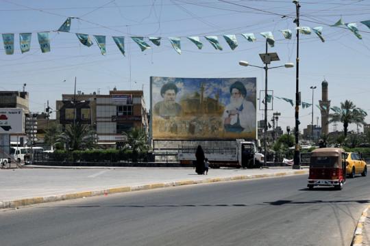 Irak berlakukan larangan keluar rumah di Baghdad