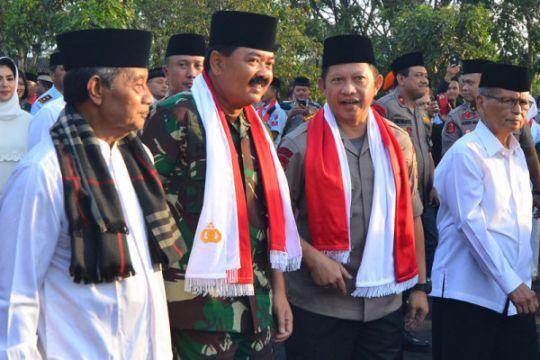 Panglima TNI dan Kapolri safari Ramadhan di Lombok