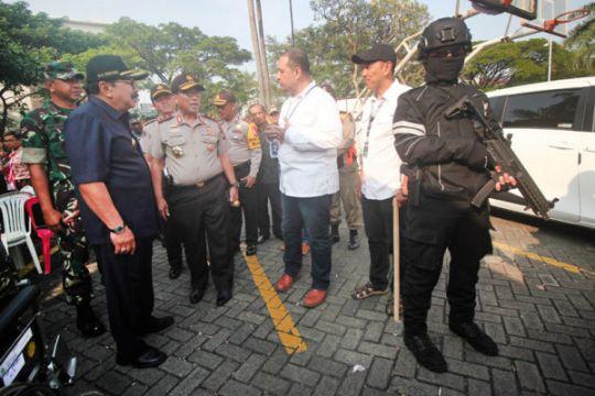 Sepekan pasca-teror bom, gereja di Surabaya dijaga ketat