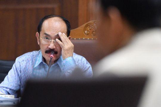 Hakim tolak permintaan Fredrich keluar tahanan saat Lebaran