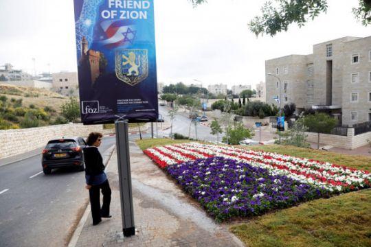 Jordania desak UE akui Yerusalem Timur sebagai ibu kota Palestina