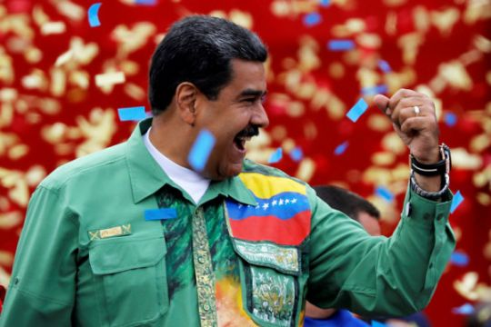 Maduro menangi pemilihan presiden Venezuela