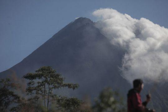 BPPTKG ungkap hasil analisis materi letusan Merapi