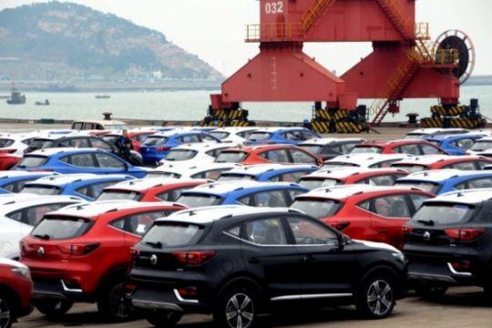 Aktivitas pabrik China menyusut, tahun 2019 diprediksi lebih sulit