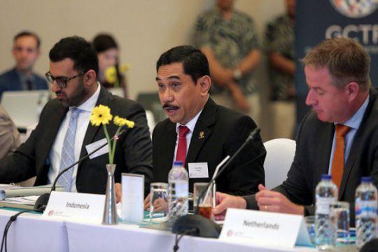 BNPT tularkan pendekatan lunak penanganan terorisme kepada negara GCTF