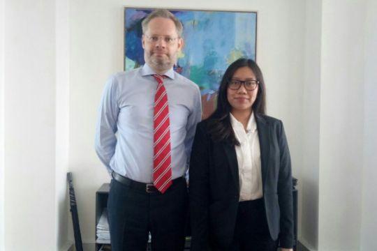 Denmark perkenalkan dunia diplomasi bagi pemuda Indonesia