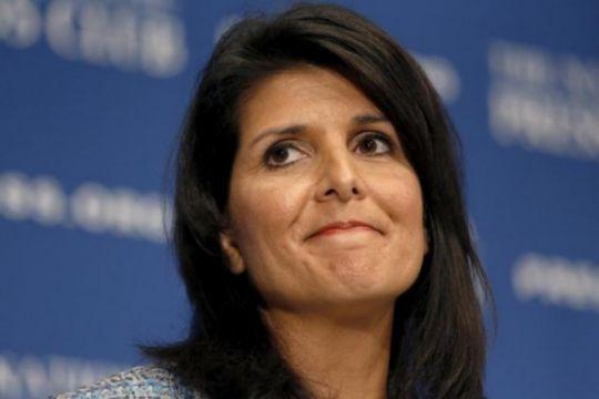 Pejabat PLO: pidato Haley di DK tak berkaitan dengan kenyataan
