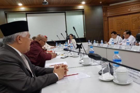 Din Syamsuddin dorong pengakuan kewarganegaraan Rohingya saat bertemu Suu Kyi