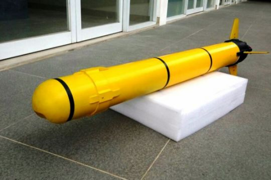 Mahasiswa ITB ciptakan kapal selam mini tanpa awak