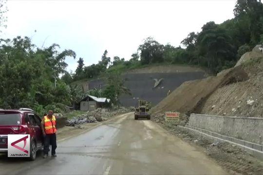BPJN XIV jamin kelancaran arus mudik di ruas Tawaeli-Toboli